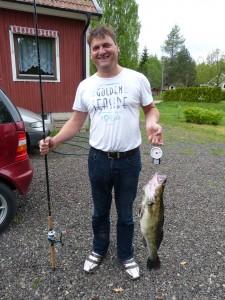 22.05.2013, Zander 5 kg, 76 cm