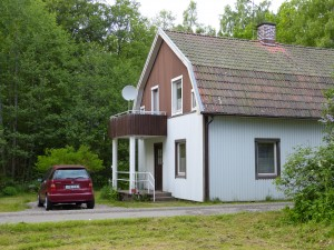 Ingrids Haus in Halna