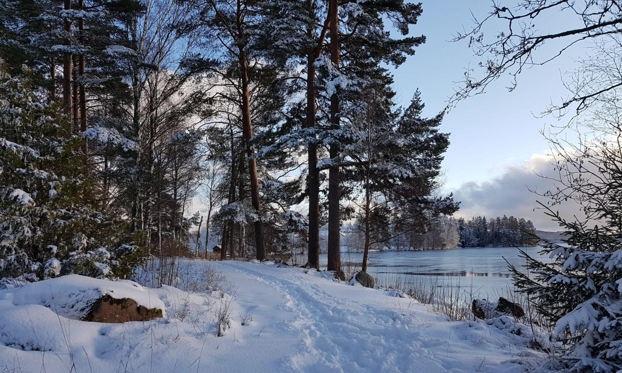 Uwe und Beate in Schweden